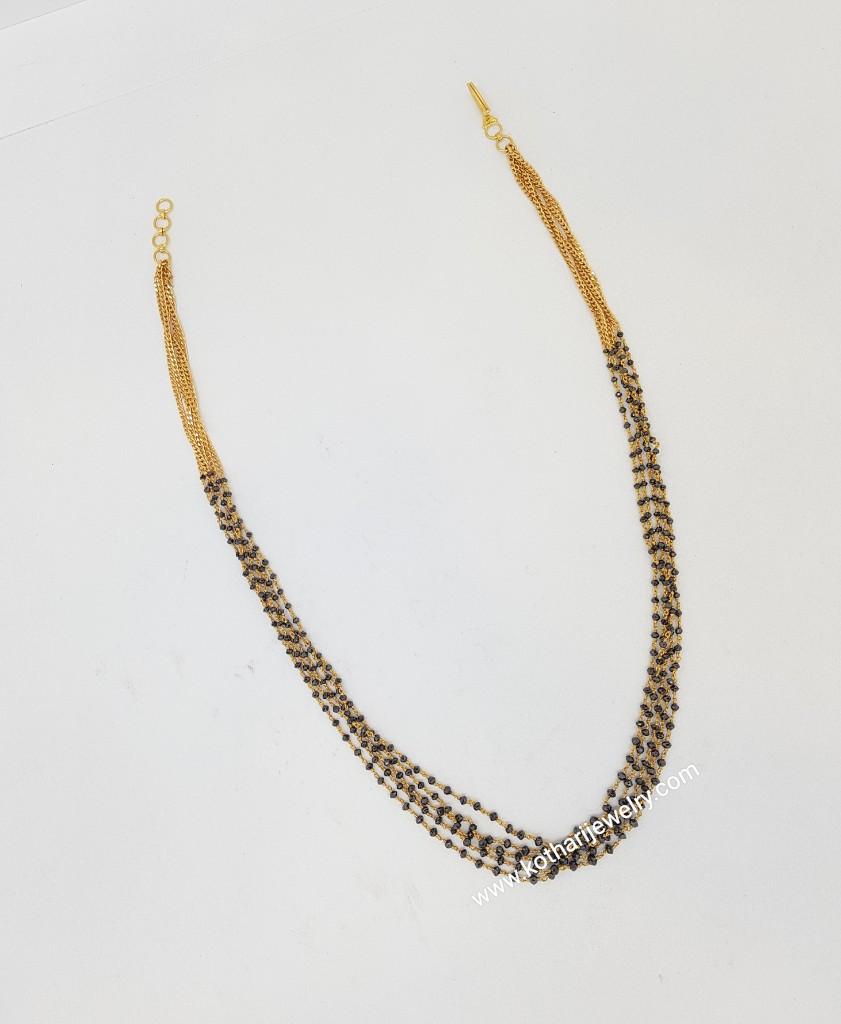 Gold Necklaces / Harams - Peacock Nakshi Polki Diamond Necklace
