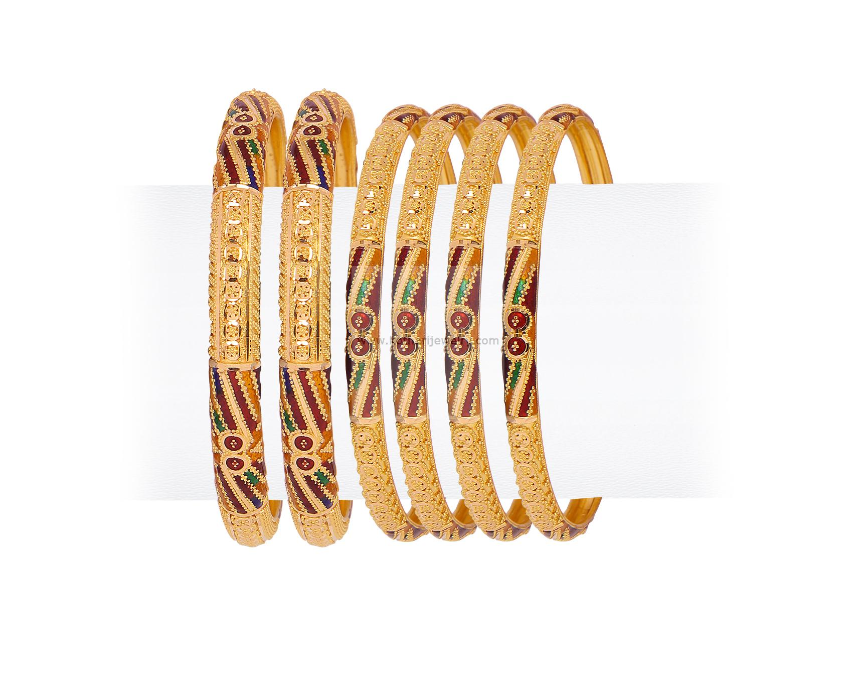 model carat bracelet bangles gold youtube watch dubai bangle design