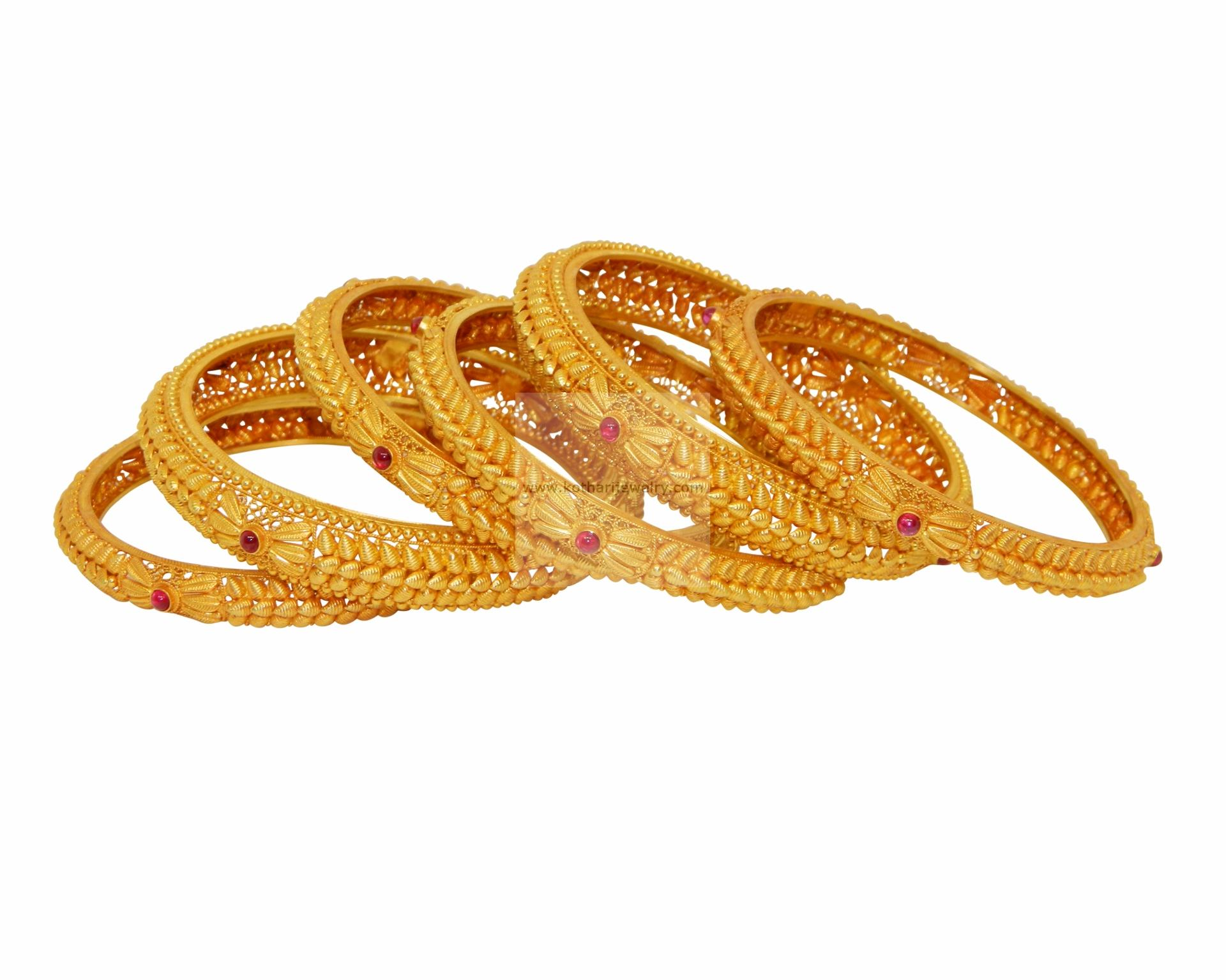 product water bangles karat traditional bracelets bangle gold