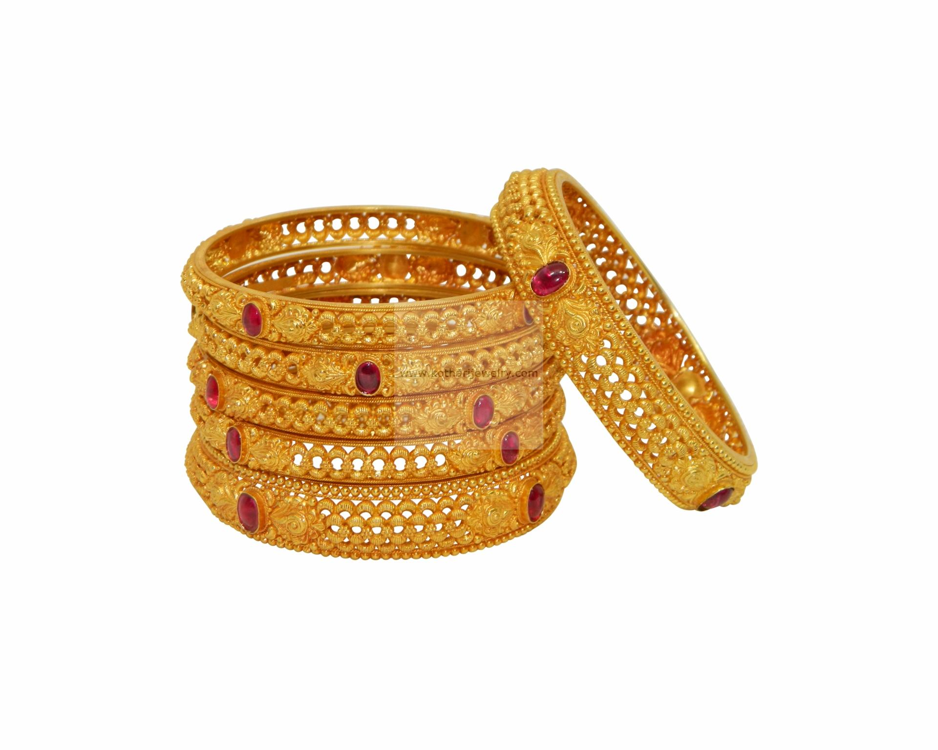 gold jewelry a antique india bangle karat set products bs from