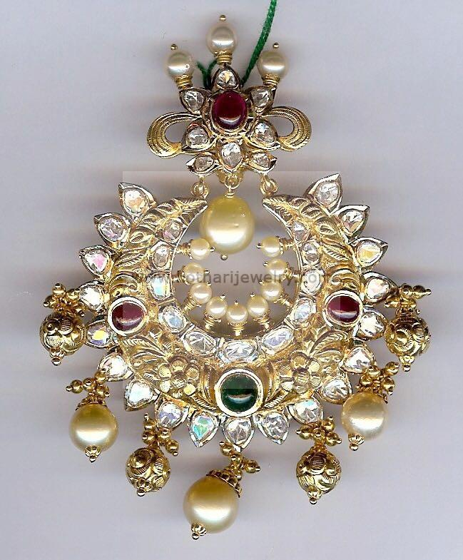 Gold pendant sets beautiful 22k gold pendant set blossom pendant gold pendants sets tikka aloadofball Images