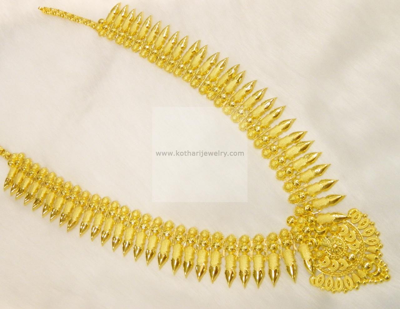 Necklaces / Harams - Gold Jewellery Necklaces / Harams (NK41274127 ...