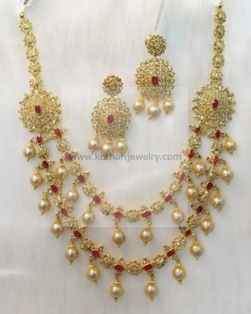 kundan lightweight necklaces necklace light wedding india bollywood pendant indian pin jewelry gold set weighted