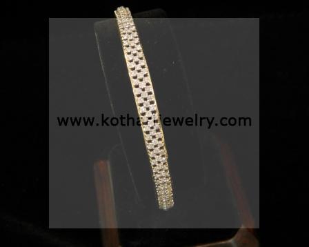 Diamond Bracelet Party wear indian diamond bracelet Fancy