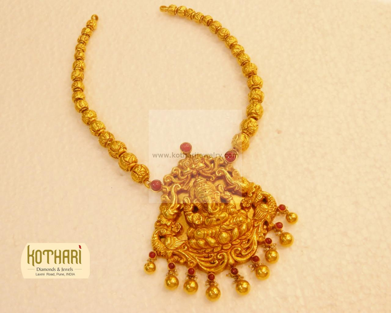 Necklaces / Harams - Gold Jewellery Necklaces / Harams (NK54935493 ...
