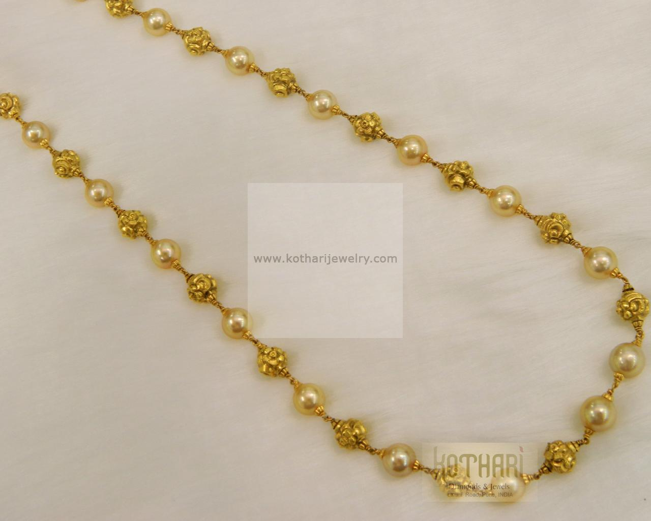Necklaces / Harams - Gold Jewellery Necklaces / Harams (CH37682414 ...