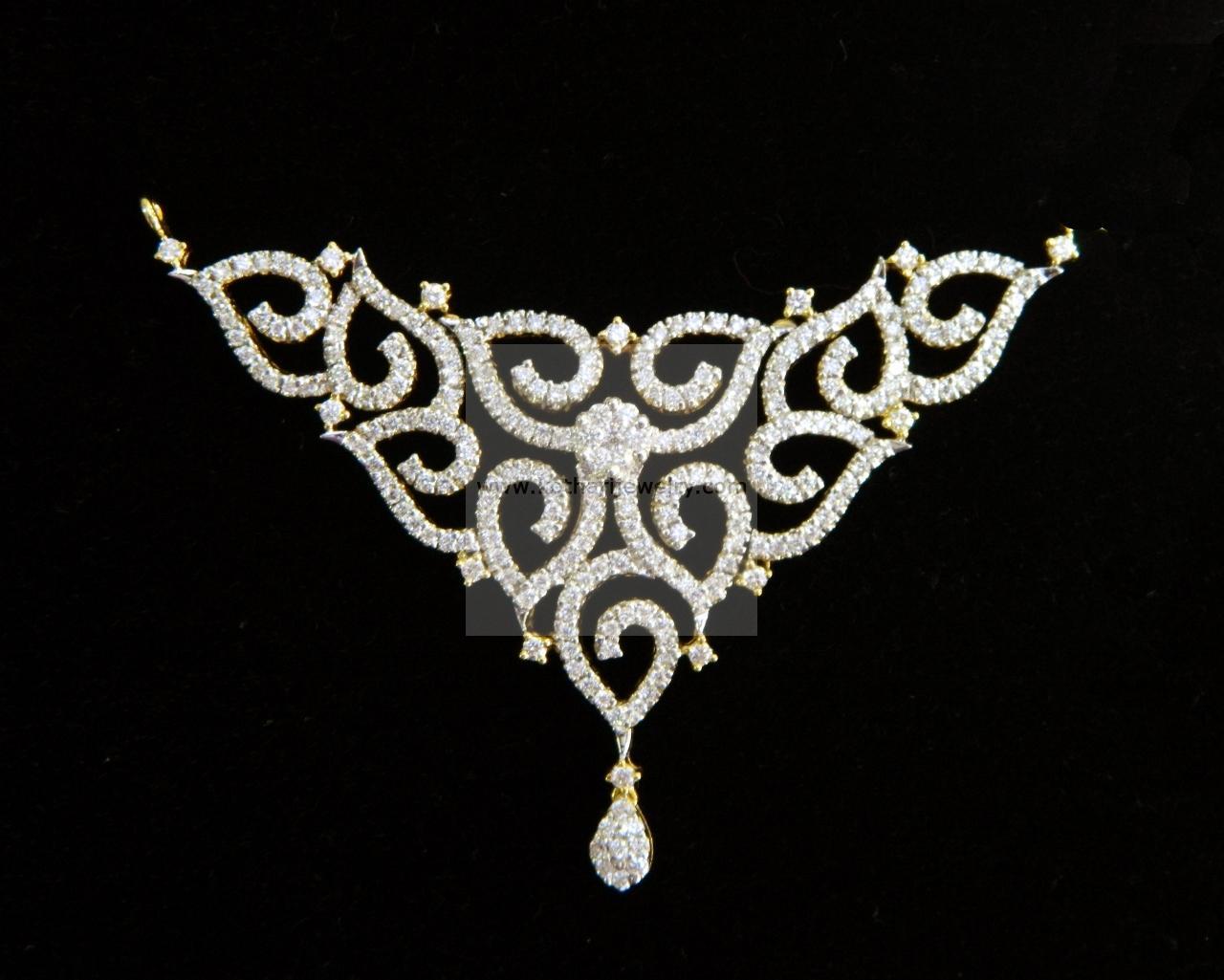 Diamond mangalsutra diamond jewelry diamond mangalsutra diamond mangalsutra diamond jewelry diamond mangalsutra usd 242984 aloadofball Images