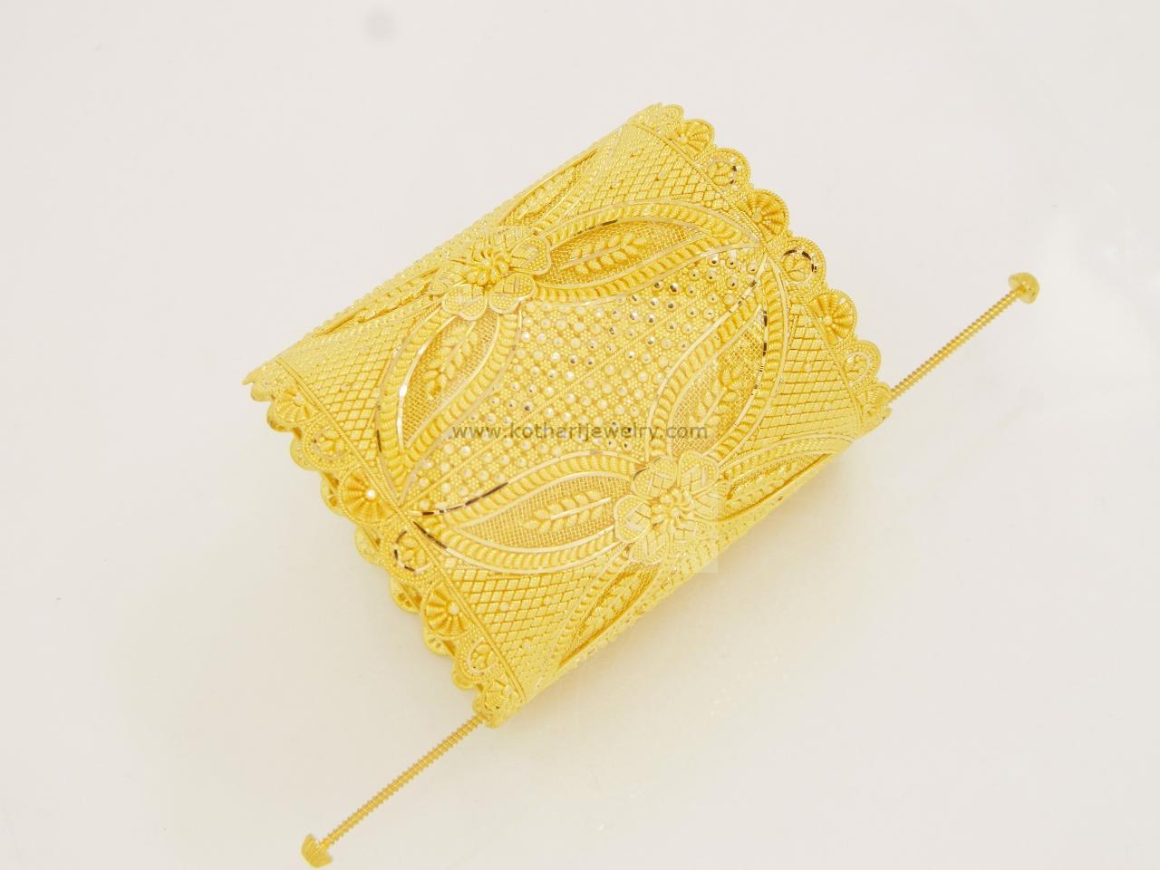 Gold Bangles - 22Kt Gold Bangles, 22Kt Gold Bangles, 22Kt Gold Bangles