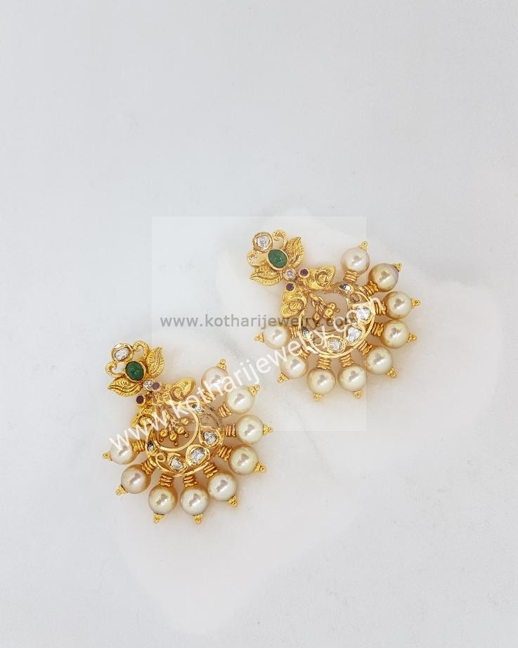 Earrings Jhumkis Chandbali