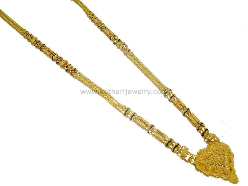 pin chain jewelry inches totaram indian gold diamond jewelers chains buy in length