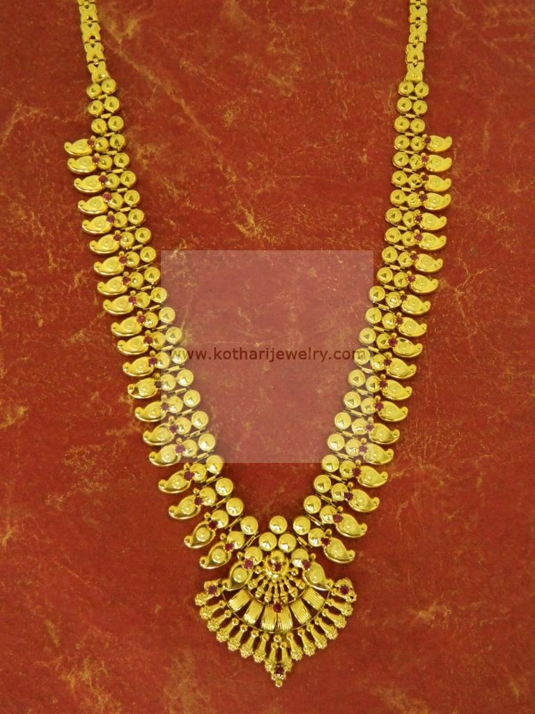 Necklaces / Harams - Gold Jewellery Necklaces / Harams (NK35763576 ...