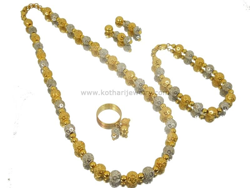 Necklaces / Harams - G...