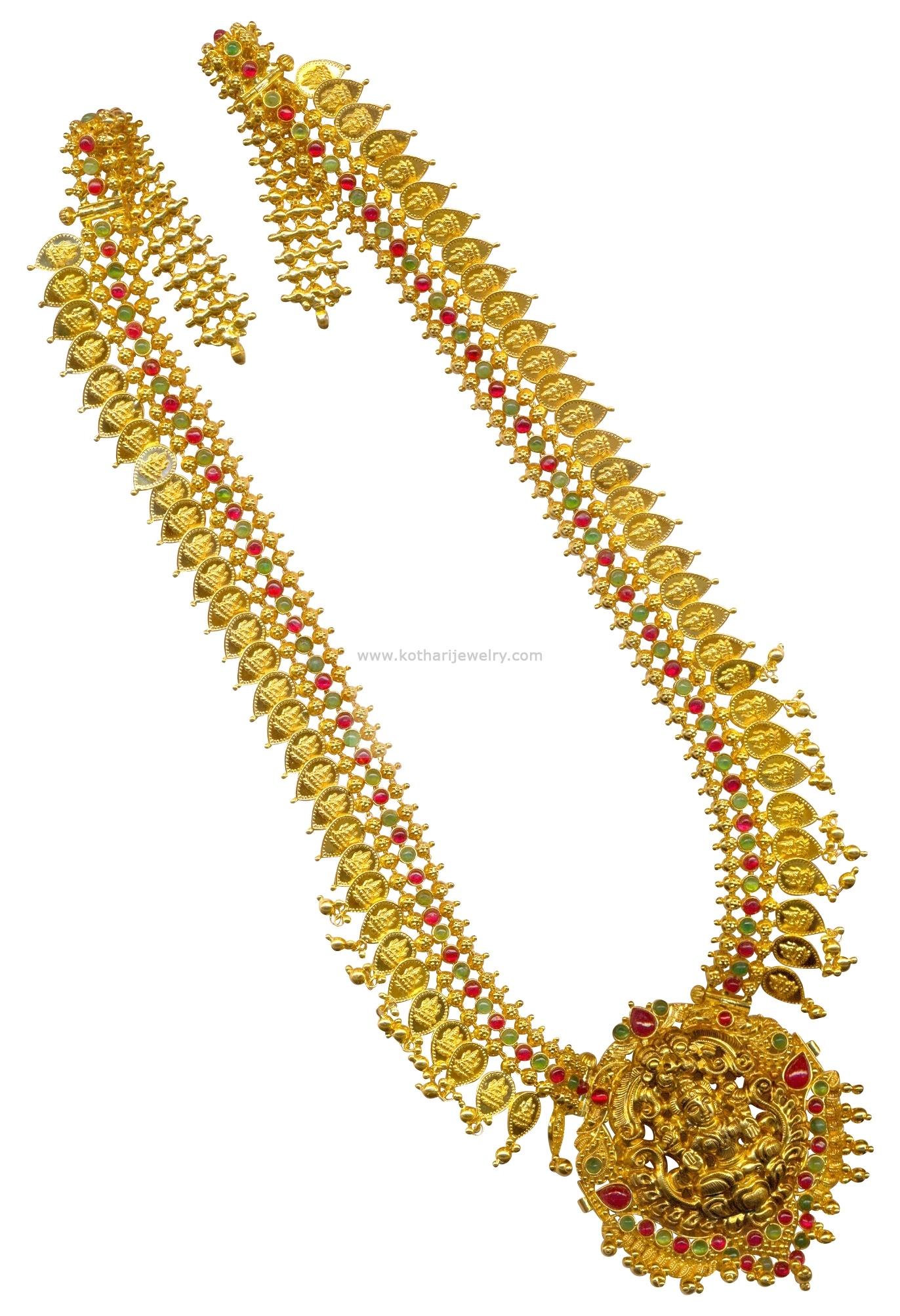 wed pealrs jagdamba sri ps gold set pendant newly