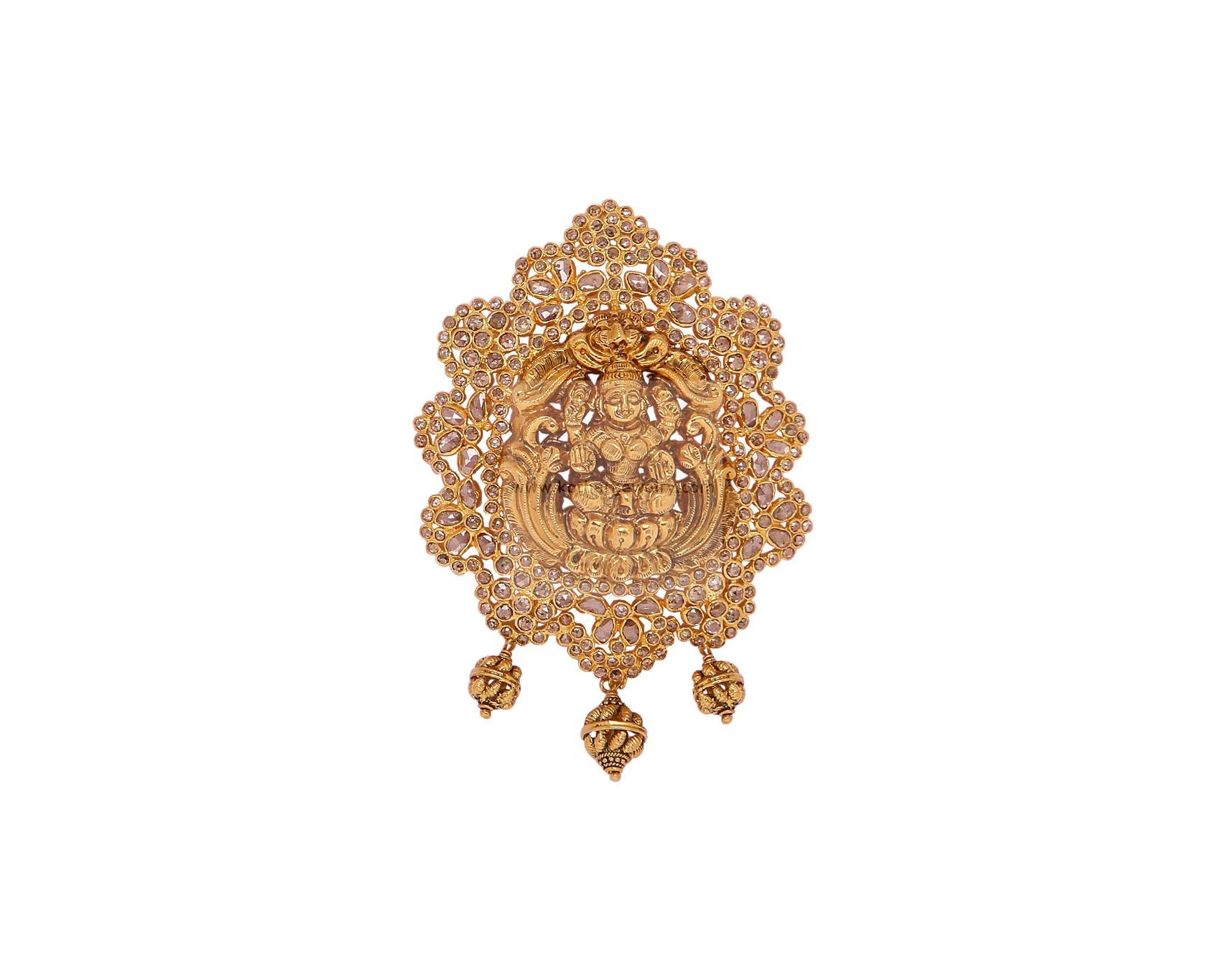 Pendant Sets / Tikka / Pendants - Gold Jewellery Pendant Sets ...