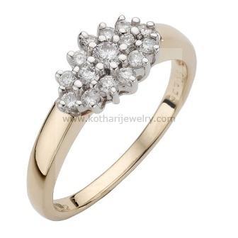 Diamond Solitaire Rings Nakshatra